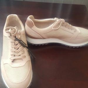 Shoes - CASUAL COMBINED SPLIT SUEDE SHOES